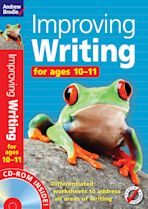 Improving Writing 10-11 cover
