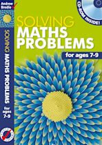 Solving maths problems 7-9 cover