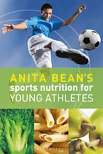 Anita Bean's Sports Nutrition for Young Athletes cover