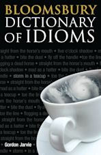 Bloomsbury Dictionary of Idioms cover