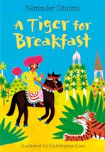 A Tiger for Breakfast cover