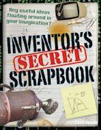 Inventors' Secret Scrapbook cover