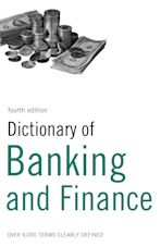 Dictionary of Banking and Finance cover
