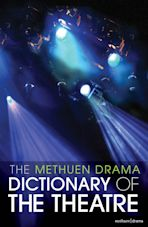 The Methuen Drama Dictionary of the Theatre cover