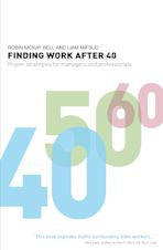 Finding Work After 40 cover