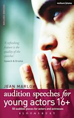 Audition Speeches for Young Actors 16+ cover