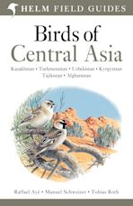 Birds of Central Asia cover