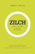 Zilch cover