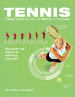 Tennis Strokes and Tactics to Improve Your Game cover