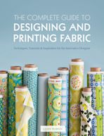 The Complete Guide to Designing and Printing Fabric cover