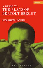 A Guide To The Plays Of Bertolt Brecht cover