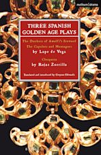 Three Spanish Golden Age Plays cover