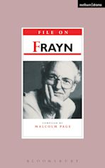 File On Frayn cover