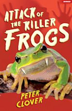 Attack of the Killer Frogs cover