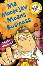 Ma Moosejaw Means Business cover