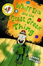 Whiff Erik and the Great Green Thing cover