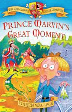 Prince Marvin's Great Moment cover