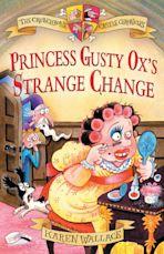 Princess Gusty Ox's Strange Change cover