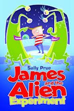 James and the Alien Experiment cover
