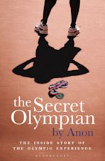 The Secret Olympian cover