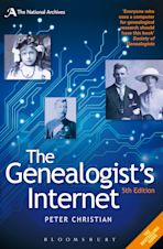 The Genealogist's Internet cover