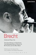 Brecht Collected Plays: 6 cover