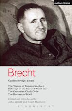 Brecht Collected Plays: 7 cover