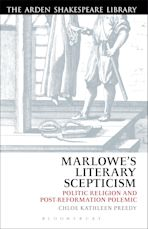 Marlowe's Literary Scepticism cover