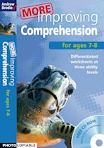 More Improving Comprehension 7-8 cover