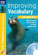 Improving Vocabulary 5-6 cover