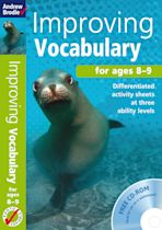 Improving Vocabulary 8-9 cover