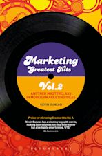 Marketing Greatest Hits Volume 2 cover