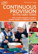 Continuous Provision in the Early Years cover