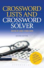 Crossword Lists & Crossword Solver cover