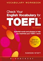 Check Your English Vocabulary for TOEFL cover