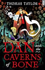 Dan and the Caverns of Bone cover