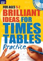 Brilliant Ideas for Times Tables Practice 5-7 cover