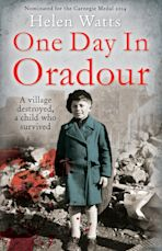 One Day in Oradour cover