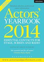 Actors' Yearbook 2014 cover