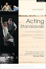 Acting Stanislavski cover