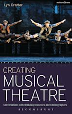 Creating Musical Theatre cover