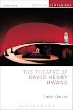 The Theatre of David Henry Hwang cover