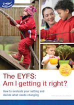 The EYFS: Am I getting it right? cover