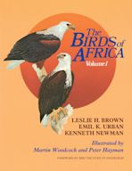 The Birds of Africa: Volume I cover