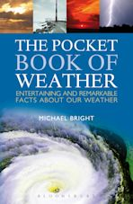 The Pocket Book of Weather cover