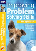 Improving Problem Solving Skills for ages 5-7 cover