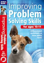 Improving Problem Solving Skills for ages 10-11 cover