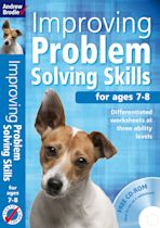 Improving Problem Solving Skills for ages 7-8 cover