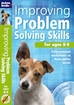 Improving Problem Solving Skills for ages 8-9 cover