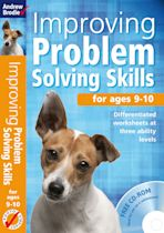 Improving Problem Solving Skills for ages 9-10 cover